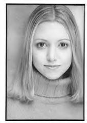 Natalie Hultman - Headshot