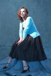 Kayla Leasure - 50's glam girl
