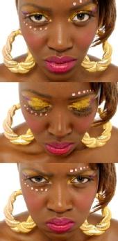 Marion - Beauty shoot