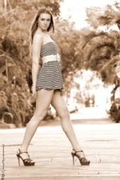 Angelina Zubrilina - Walking by...