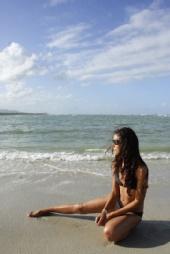 Elise Beaulieu - beach