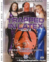 "Anna Valentina - Anna Valentina in ""Trapped in Latex"""