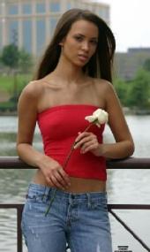 Alexandra H - rose