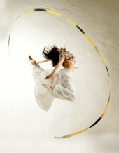 Samantha Tan - Ribbon Leap