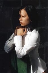 Jessi - sun and shadows
