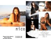 Nico - Zed Card