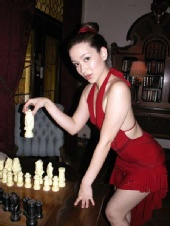 jessica villarreal - check mate