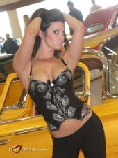 Nina - 2006 Lowrider Car Show