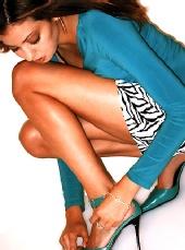 TaLs - Green shoes