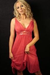 Kernee Keys - Coral Dress