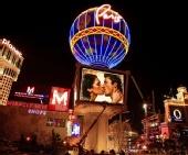 Natalie Summerlin - BIllboard at Paris Hotel and Casino