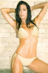 Amy Weber - Swimsuit shot