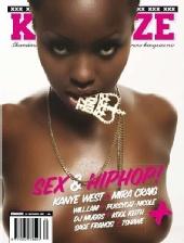 LeaTheEmpress - Kingsize magazine