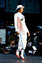 Valerie Diete-Spiff - Alternative Fashion week, London 2006