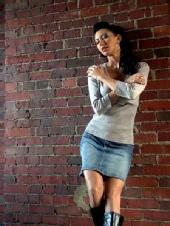 Anastacia Lynne - The Castle--brick wall