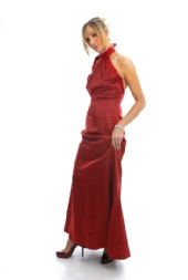 Nicole - Red Gown