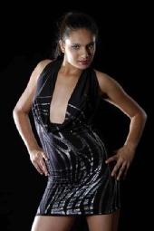 hannah - little black dress