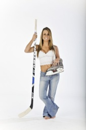 Kristina Rose - Cloumbus Blue Jackets 2008-2009 Season