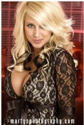 Brooke Becker - Black Lace