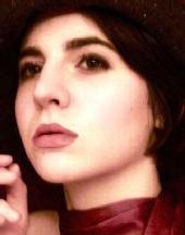 Amanda - Lipstick ad