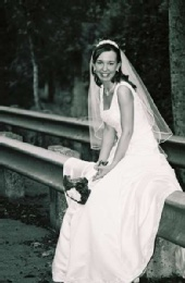 Jackie Riggs - Bridal Portrait