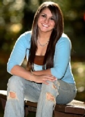 Gina - Senior Picture