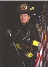 Jonny Tough - Firefighter pic