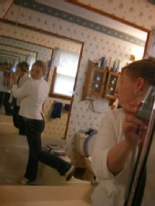 Trisha Woody - Mirror Experiment