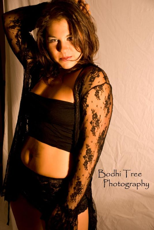 Samantha Falk - Black Lace