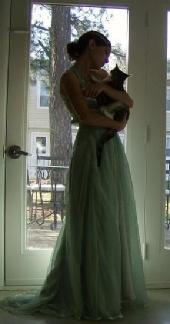 Karen Jacobson - Goddess Dress