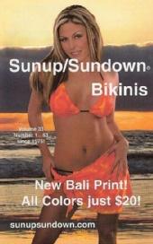 goddess_lili - Sunup/Sundown Bikinis