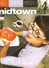 liz liles - Midtown Monthly cover