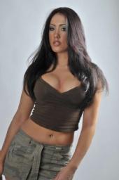sarah miller - unretouched