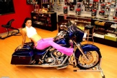 Kiera Kay - Test shoot for Nitro Rocks Girls