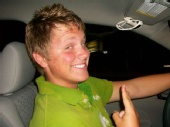 Tyler Mathews - Driving