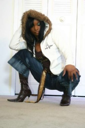 Jessica Choice - Baby Phat Pose