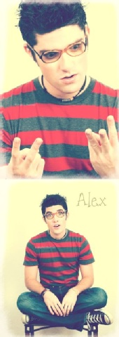 Alex Taylor - Nerd