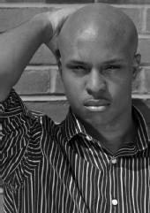Cory Waller - Brick Wall Head Shot