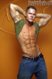 jake alan - muscle art studio