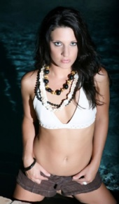 Cindy Chavez - swim shoot
