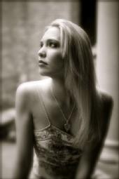 Livia Danton - In the Library