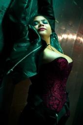 Sarah Slaykitty - Atomic Box shoot