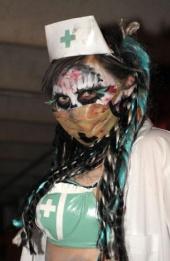 Tiki - Sugar Skull Nurse