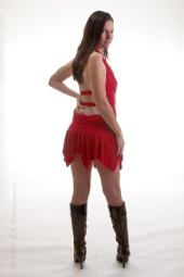 Kristin - The Little RED Dress