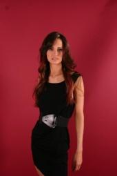 Cristina Reid - full shot for hair school