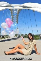 Nicky - balloon shoot