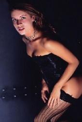 Emily Rose - Black Lingerie