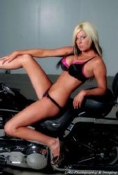 Haley Rose - Haley Storm Harley