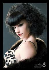 Tessa LeTaunt - Photog Seth Garcia, MUA/Stylist Mallory Mackey
