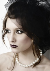 Mellie - Drastic Make up shot
